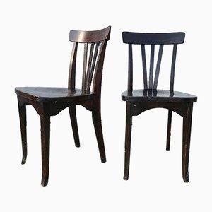 Esszimmerstühle von Luterma, 1960er, 2er Set