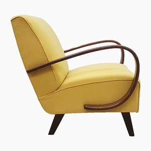 Armchair by Jindřich Halabala for UP Závody, 1930s