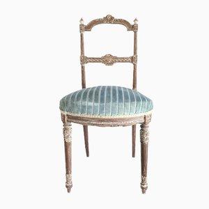 Silla auxiliar Napoleon III, siglo XIX