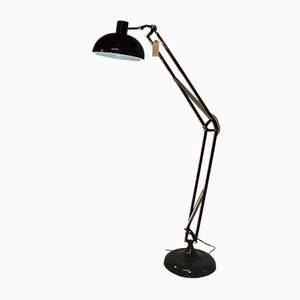 Vintage Italian Steel Floor Lamp from OfficinadiRicerca, 1980s