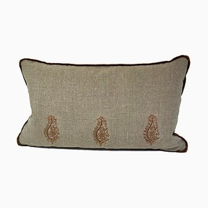 Mirabai Pillow by Katrin Herden for Sohildesign