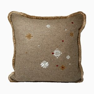 Courchevel Pillow by Katrin Herden for Sohildesign
