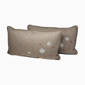 Meribel Pillow by Katrin Herden for Sohildesign