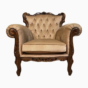 Antique Lounge Chair
