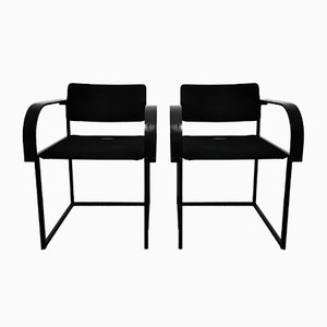 FM 80 Armchairs by Pierre Mazairac & Karel Boonzaaijer for Pastoe, 1980s, Set of 2