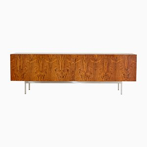 Rosewood Model B40 Sideboard by Dieter Waeckerlin for Behr, 1960s