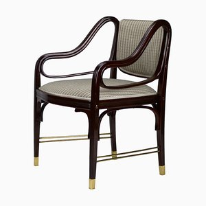 No. 412 Armchair by Otto Wagner for Jacob & Josef Kohn, 1904