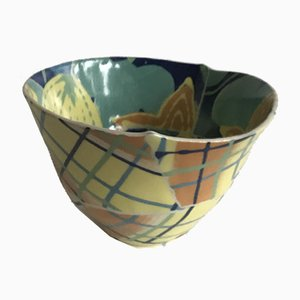 Porcelain Bowl by Mary Vigor for Mary Vigor, 1990s