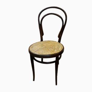 Chaise de Salle à Manger N°14 Ancienne par Michael Thonet