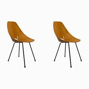 Dining Chairs by Vittorio Nobili for Fratelli Tagliabue, 1956, Set of 2