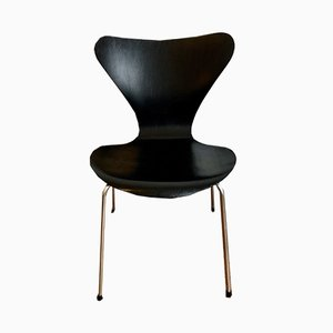 3107 Side Chair by Fritz Hansen, 1970s