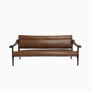 Italienisches Mid-Century 3-Sitzer Sofa, 1960er