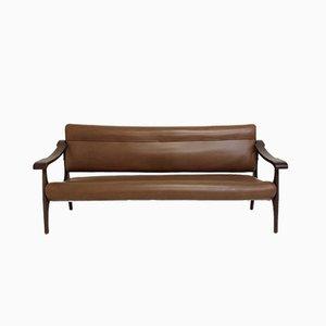 Mid-Century Italian 3-Seater Sofa, 1960s
