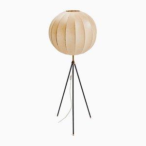 Lámpara de pie Cocoon de Achille & Pier Giacomo para Flos, años 70
