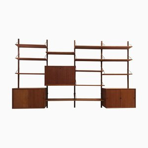 Teak Modular Shelf by Poul Cadovius for Cado, 1960s