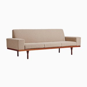 Scandinavian Sofa by Illum Wikkelsø for Søren Willadsen Møbelfabrik, 1960s