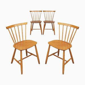 Dining Chairs from Farstrup Møbler, 1970s, Set of 4