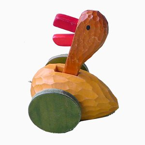 Vintage Wooden Toy from Waldorf-Schule, 1950s