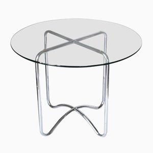 Tavolino di Cor Alons per Oostwoud Fabrieken Franeker, anni '80