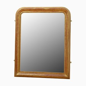 Specchio da parete antico dorato