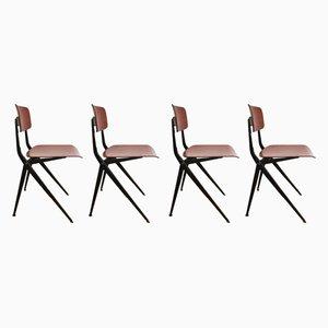 Esszimmerstühle von Ynske Kooistra für Marko, 1960er, 4er Set