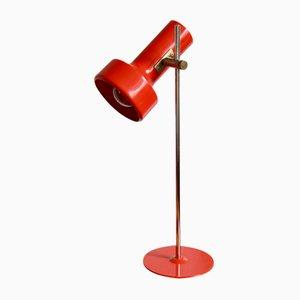 Industrielle italienische Vintage Modell Zagara Tischlampe, 1960er