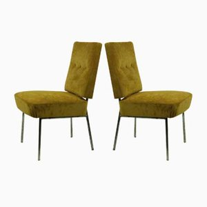 Bauhaus Side Chairs, 1960s, Set of 2
