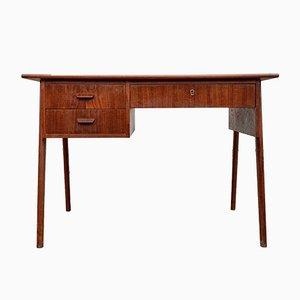 Dänischer Schreibtisch aus Teak, 1950er