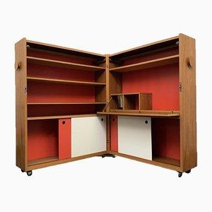 Buffet Modèle Bar in a Box par Erik Buch pour Dyrlund, Danemark, années 60