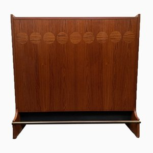 Danish Teak Model SK661 Cabinet by Johannes Andersen for Skaaning & Søn, 1960s