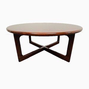 Danish Rosewood Coffee Table, 1960s