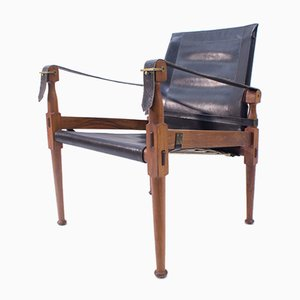 Pakistani Safari Chair from Hayat & Brothers, 1970s