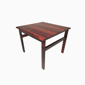 Vintage Danish Rosewood Coffee Table, 1970s