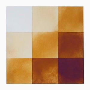 Specchio Transience quadrato di Lex Pott & David Derksen per Transnatural Label