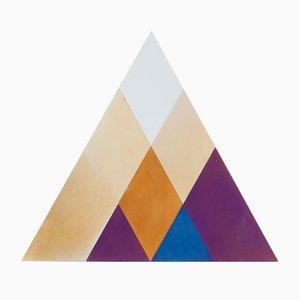 Kleiner dreieckiger Transience Spiegel von Lex Pott & David Derksen für Transnatural Label