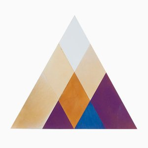Transience Mirror Small Triangle by Lex Pott & David Derksen for Transnatural Label