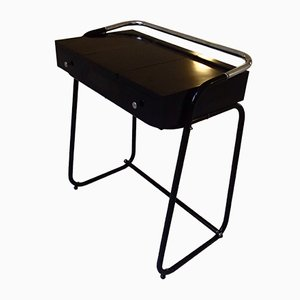 Small Makeup Table with Mirror, 1950s