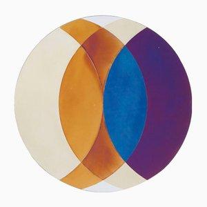 Espejo Transience pequeño de Lex Pott & David Derksen para Transnatural Label