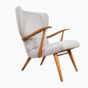 Mid-Century Wingback Armchair from Ercol, 1960s