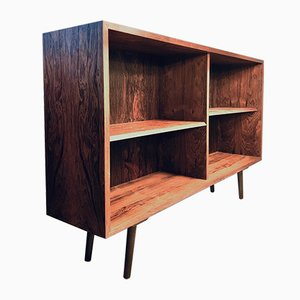 Mid-Century Rosewood Shelf by Poul Hundevad