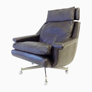 Danish Model 802 Lounge Chair by Werner Langenfeld for ESA, 1960s