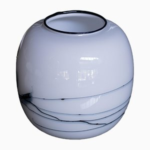 Atlantis Vase by Michael Bang for Holmegaard, 1981