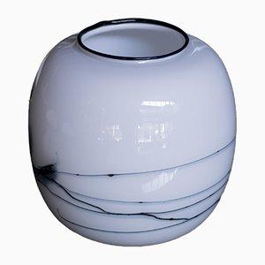 Vase Atlantis par Michael Bang pour Holmegaard, 1981