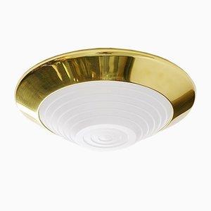 Lámpara de techo italiana de Ezio Didone para Arteluce, años 70