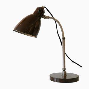 Lampe de Bureau Modèle Piccolo par Christian Dell pour Bünte & Remmler, Allemagne, années 30