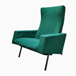 Vintage Model Trelax Lounge Chair by Pierre Guariche for Meurop, 1950s