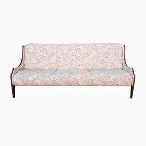 Modell Milord Sofa aus Palisander von Marco Zanuso für Arflex, 1950er