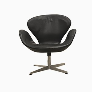 Swan Chair by Arne Jacobsen for Fritz Hansen, 1950s