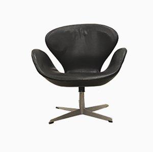Swan Chair von Arne Jacobsen für Fritz Hansen, 1950er