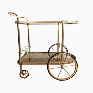 Gilded Trolley, 1960s